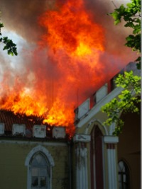 If your house goes up in flames - are you sure you will collect your insurance?