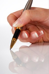Writing without prejudice letters