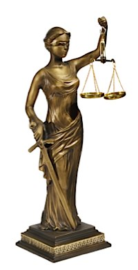 Justice and the law