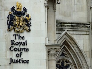 The Royal Courts of Justice
