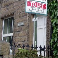 Where have the rented properties gone?