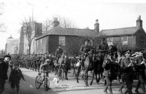 The 1/4th Battalion Northamptonshire Regiment
