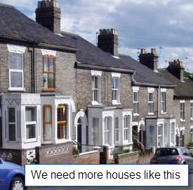 We need more houses