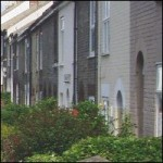 Does a tenant have a right to have a proper door to their rented room?