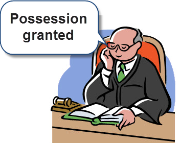 Possession order
