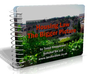 Housing Law the Bigger Picture