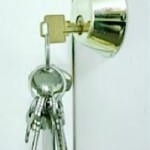 Are tenants liable to landlords for keys in a stolen handbag?