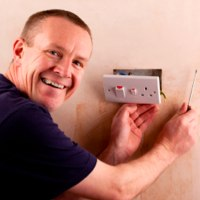 cheery electrician