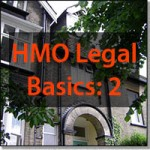 HMO Legal Basics 2