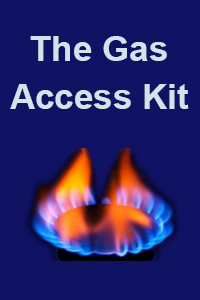 Gas Access Kit