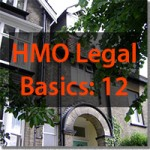 HMO Legal Basics