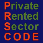 Private Rented Sector Code