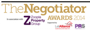 The Negotiator awards 2014