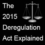 Deregulation Act 2015