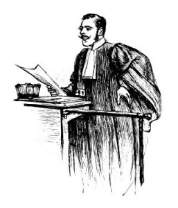 Not a litigant in person