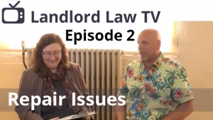 Landlord Law TV Episode 2
