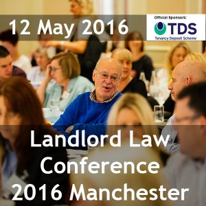 Landlord Law Conference 2016