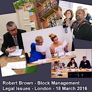 Block management Workshop