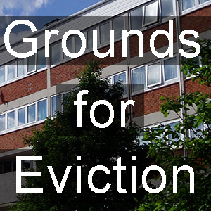 Grounds for Eviction