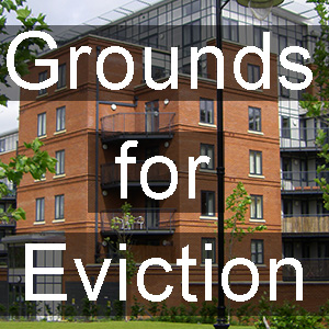 Grounds for Eviction - suitable alternative accommodation