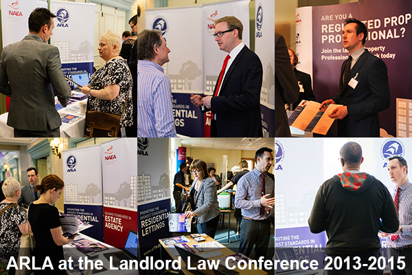 ARLA at the Landlord Law Conferences