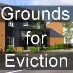 Grounds for Eviction 11 persistent delay in paying rent
