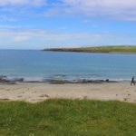 Beach by Skara Brae
