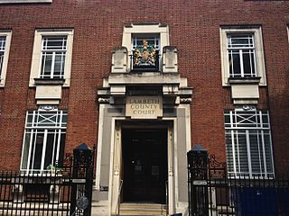 County Court Closures - Lambeth County Court