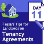 Tenancy Agreements 33 days of tips – Day 11 – The Property