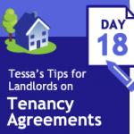 Tenancy Agreements 33 days of tips – Day 18 – Bills