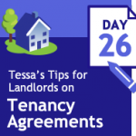 Tenancy Agreements 33 days of tips Day 26