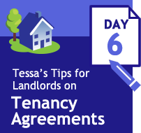 tenancy agreement 33 days of tips - day6