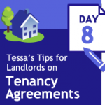 Tenancy Agreements 33 days of tips – Day 8 – addresses