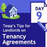 Tenancy Agreements 33 days of tips – Day 9 – Guarantees