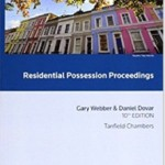Residential Possession Proceedings by Gary Webber and Daniel Dovar