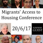 Help on housing for migrants and dealing with our byzantine immigration system