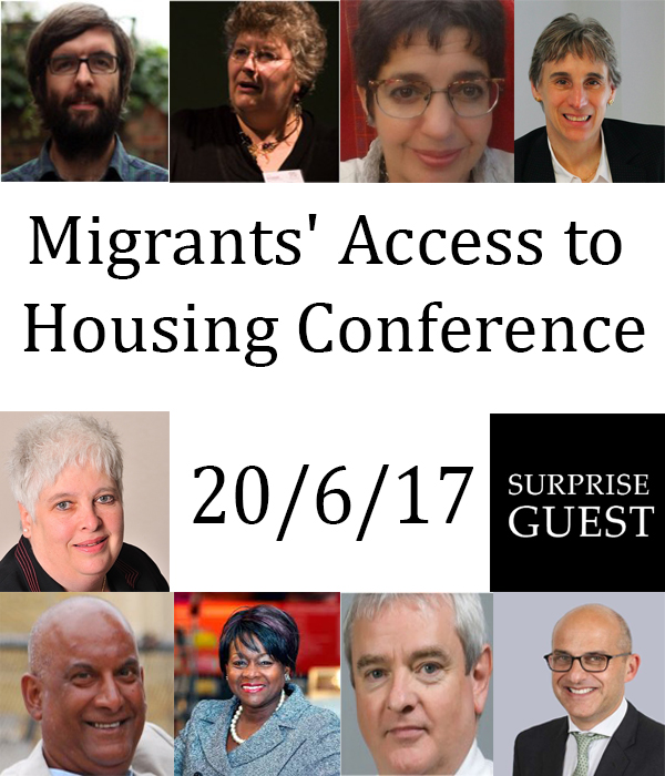 migrant's acess to homes 2017