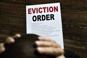 Eviction order