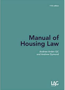 Manual of Housing Law by Andrew Arden QC & Andrew Dymond